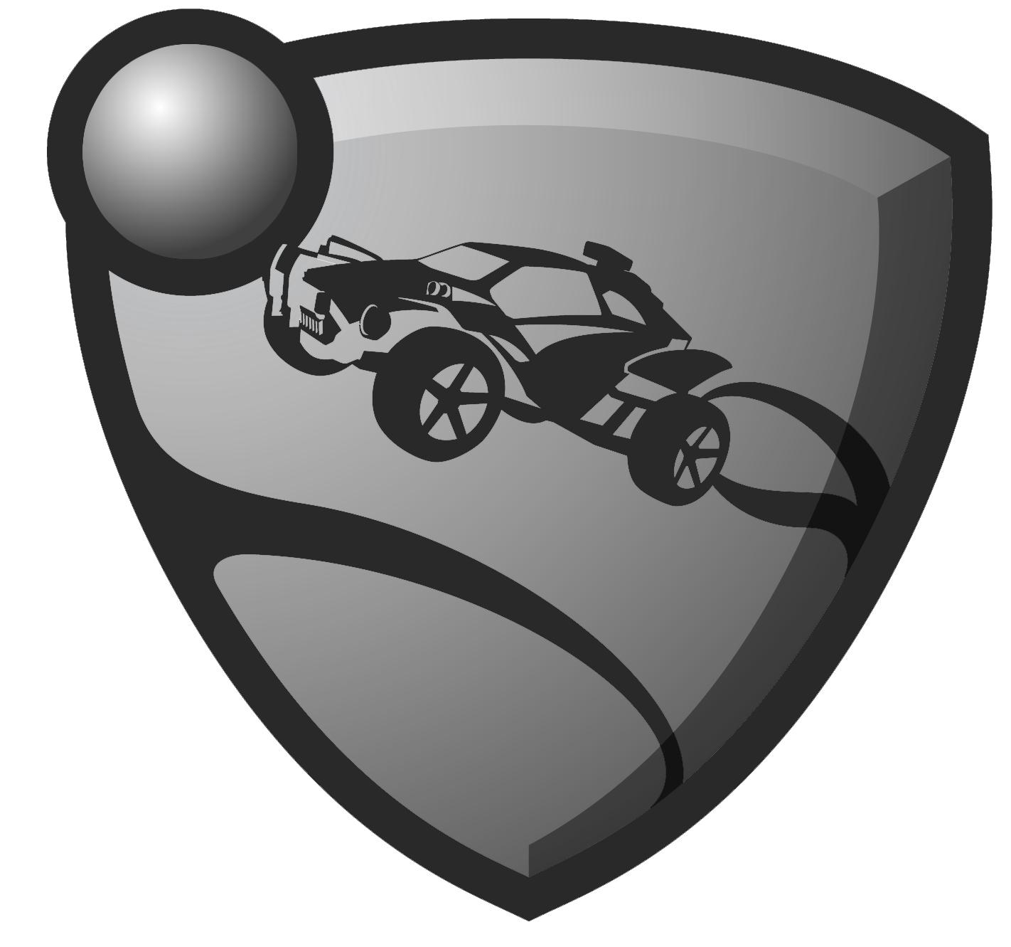 Pin Von Martin Vajtay Auf Rocket League Dark Logo