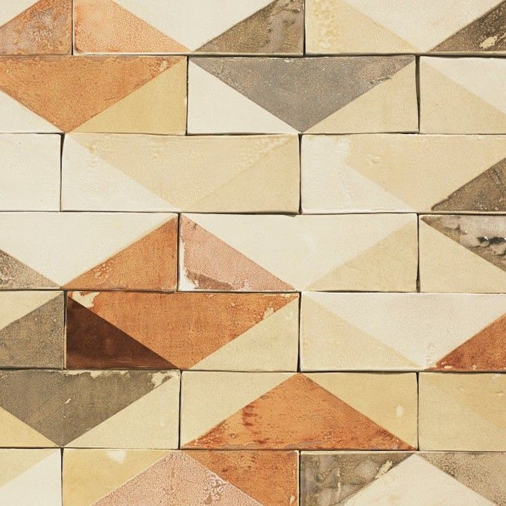 Wabi-Sabi Tiles from a Dutch Fashion Designer