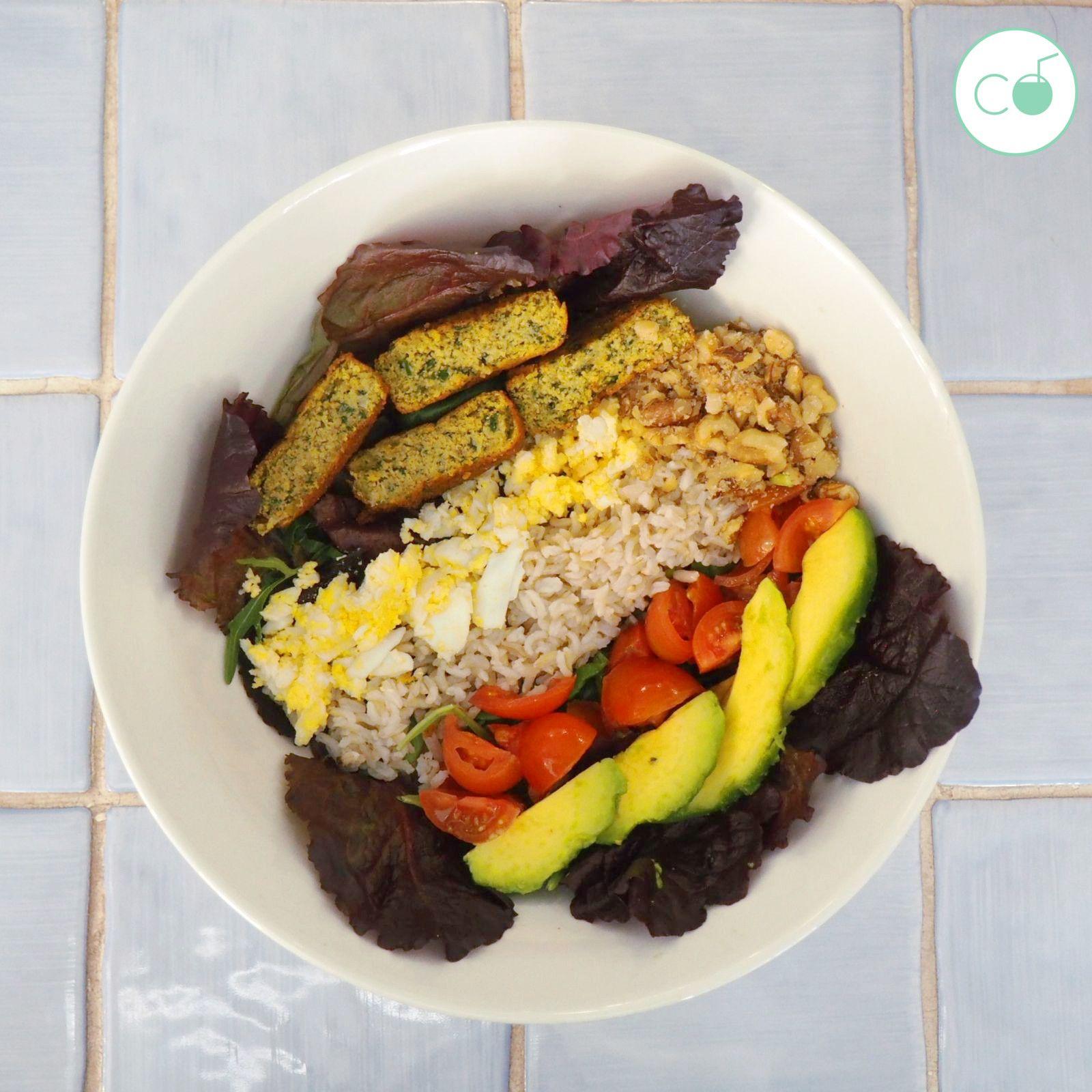 ensalada raw coco madrid