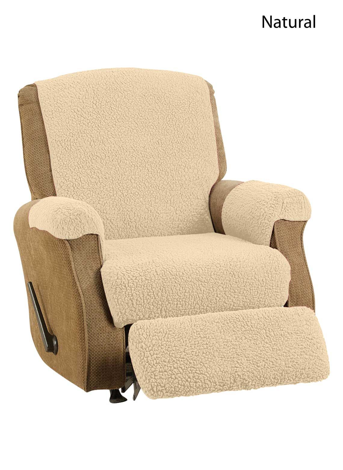 fleece recliner cover 19 99 camel color cwg things i want
