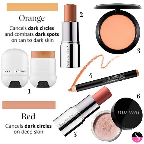 Color Correct: Dark Spots & Circles   Dark spots