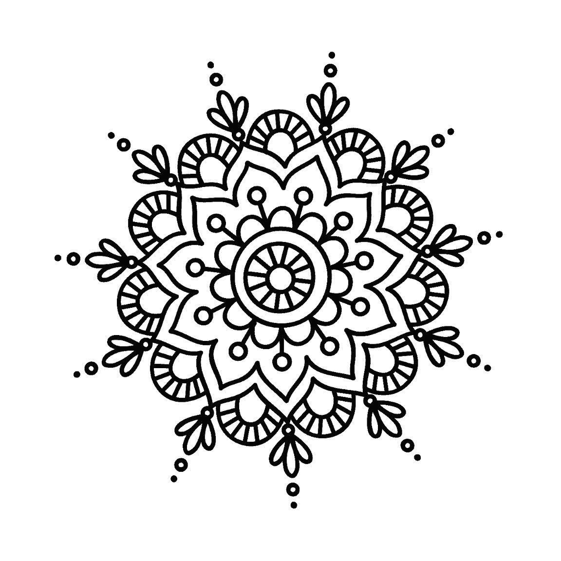 Pin By Luciana Farina On Mehndi Henna Designs Henna Mandala Design Mandala Design Pattern Mandala Design Art