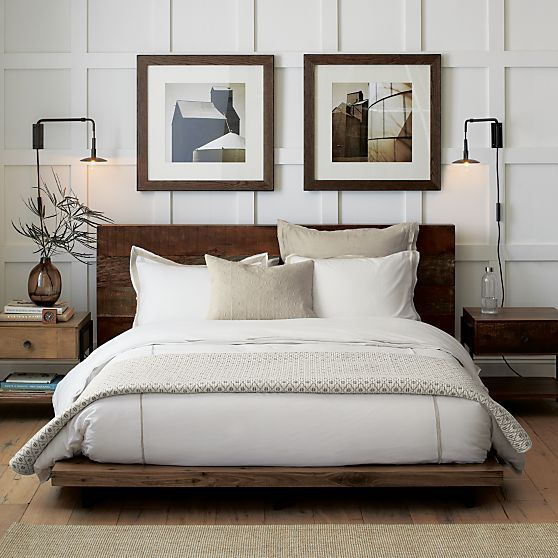 atwood bed without bookcase footboard in beds