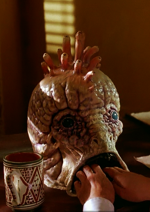 Naked Lunch, dir. David Cronenberg, 1991