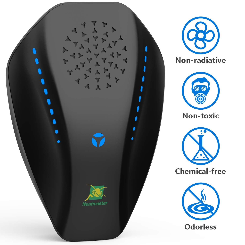 Neatmaster Dual Microchip Ultrasonic Pest Repeller Mice
