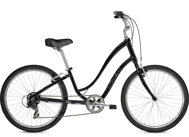 Pure Lowstep Women S Bikes Collection Trek Bicycle Trek