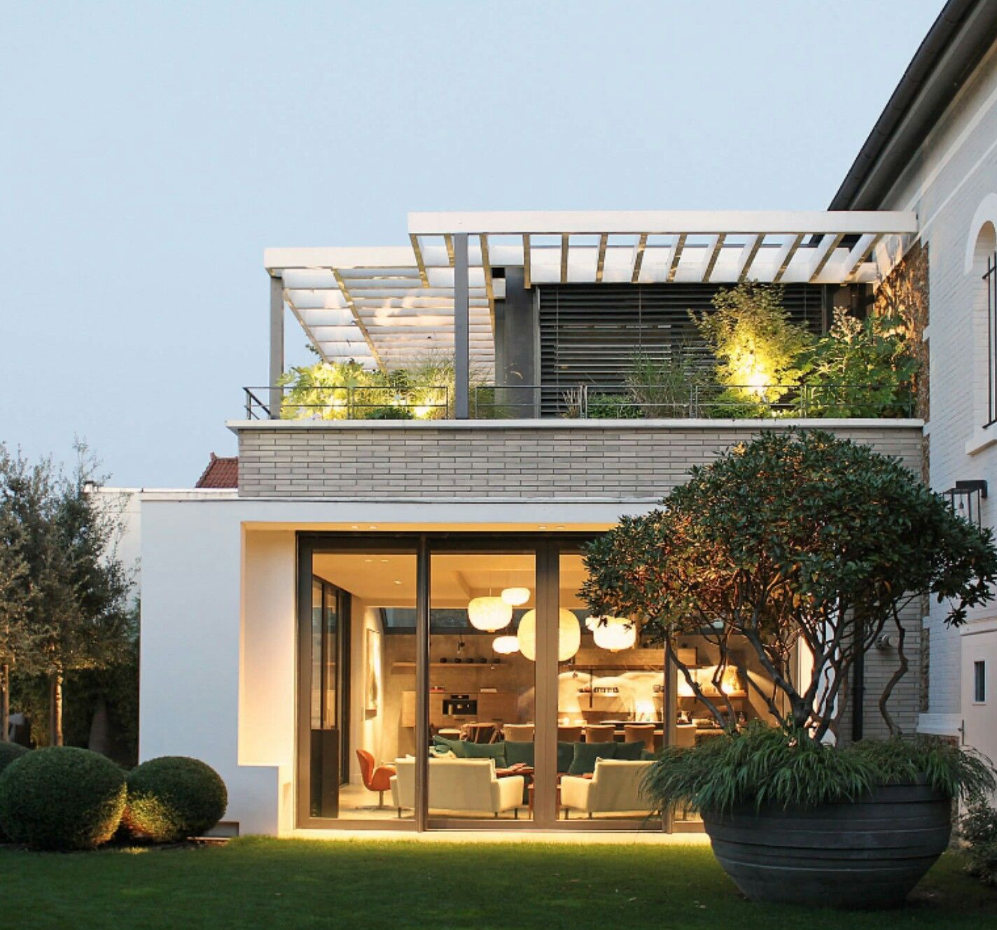 Planta de terraza