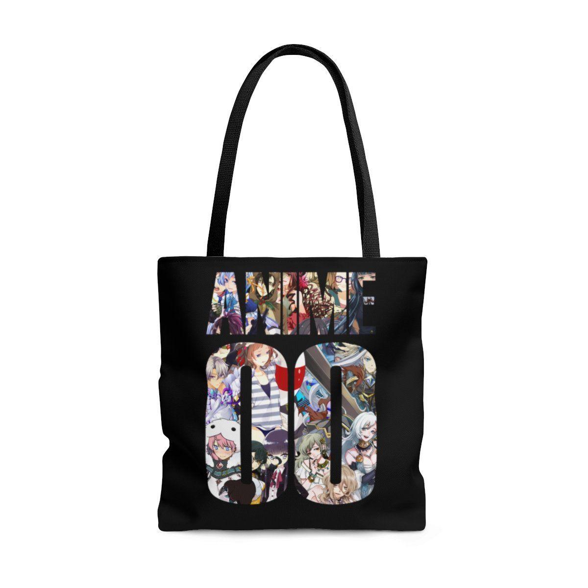 Anime 00 tote bag harajuku style anime tote bag bags