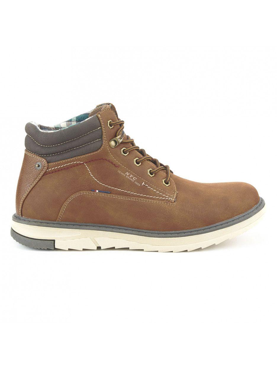 cbd35e6238903 Botas NYC para Hombre Online en Merkal Zapatos De Vestir