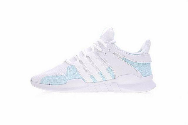 best value 2dd77 24624 Adidas EQT Support ADV CK X Parley Australia White Blue ...