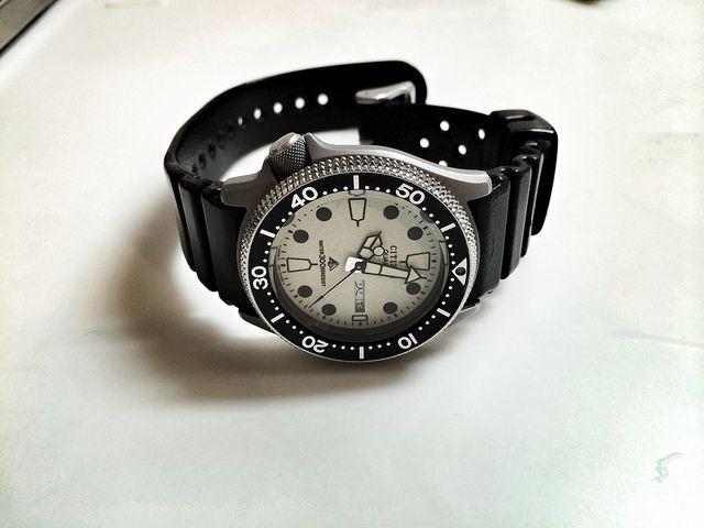 Citizen 300m titanium night diver watches big weakness watches fashion vintage - Citizen titanium dive watch ...