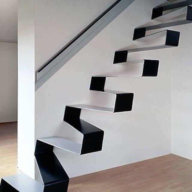 Best Stair Folded Metal Scale Sospese Disegno Scala Scale 400 x 300