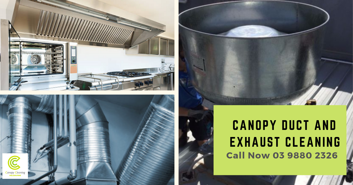 At Canopy Cleaning Melbourne, we specialise in all
