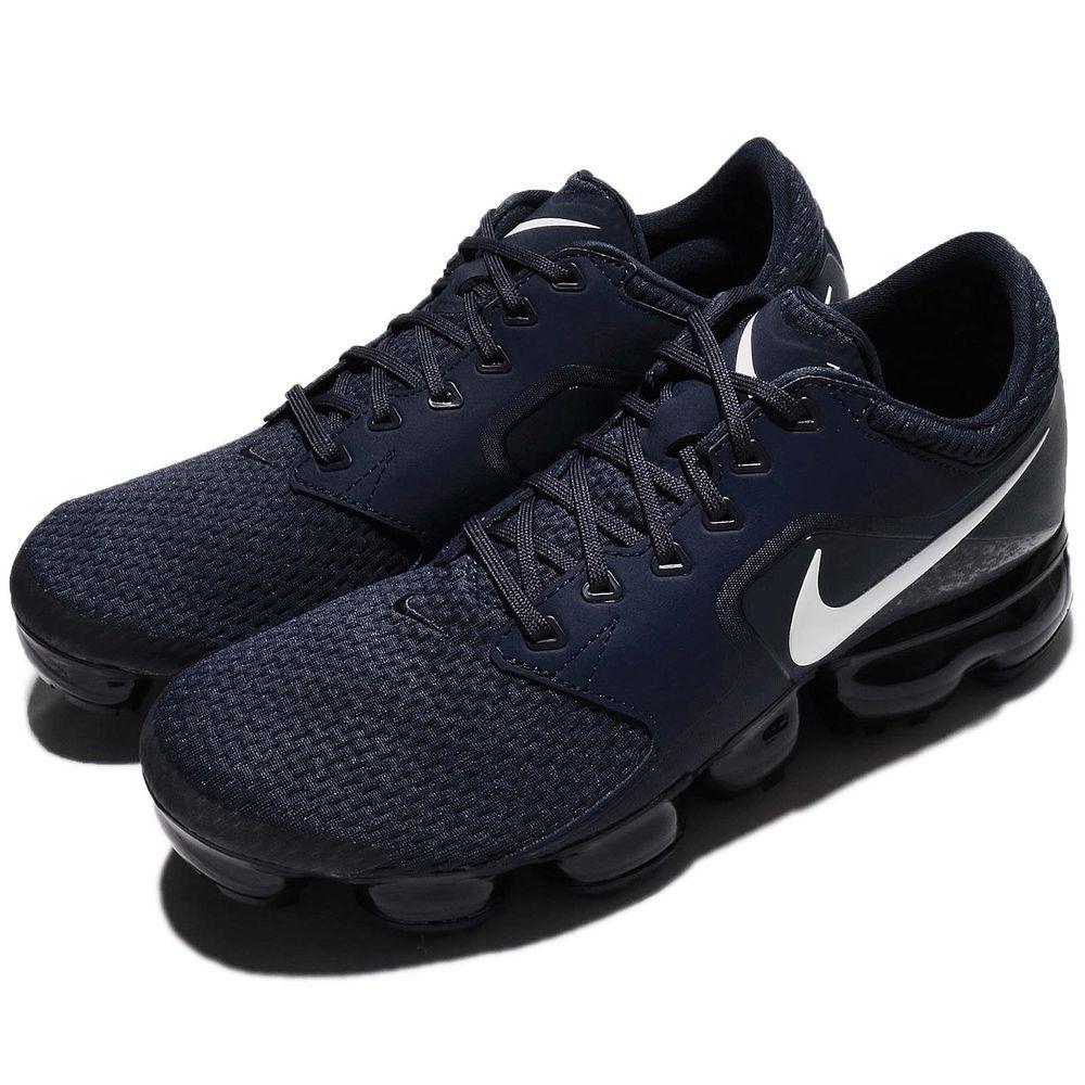 Nike Air Vapormax Mesh Thunder Blue White Men Running Shoes #shoes ...
