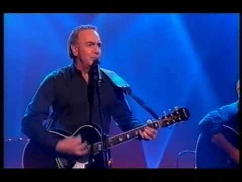 Neil Diamond Singing Delirious Love Parkinson Show Neil Diamond Neil Diamond Concert Music Memories