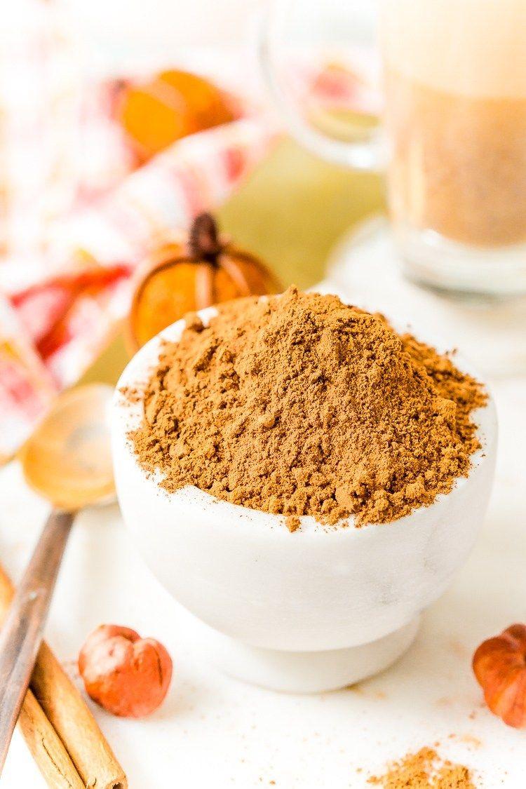 Homemade Pumpkin Pie Spice Recipe Sugar & Soul
