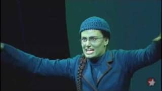 wicked the wizard and i idina menzel - YouTube