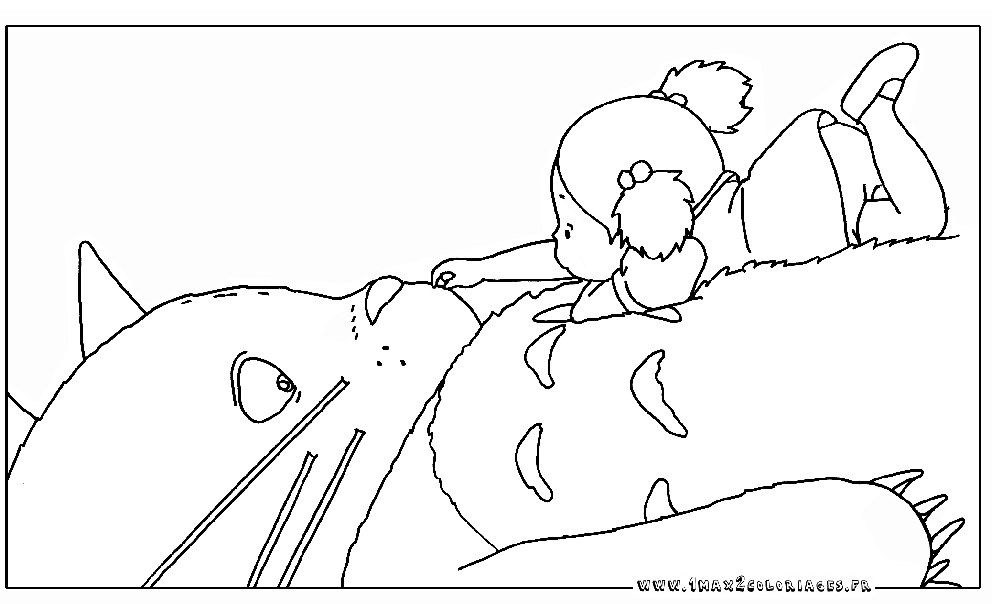 Totoro Coloring Pages Coloring Pages For Kids Coloring Books Studio Ghibli Art Ghibli Art