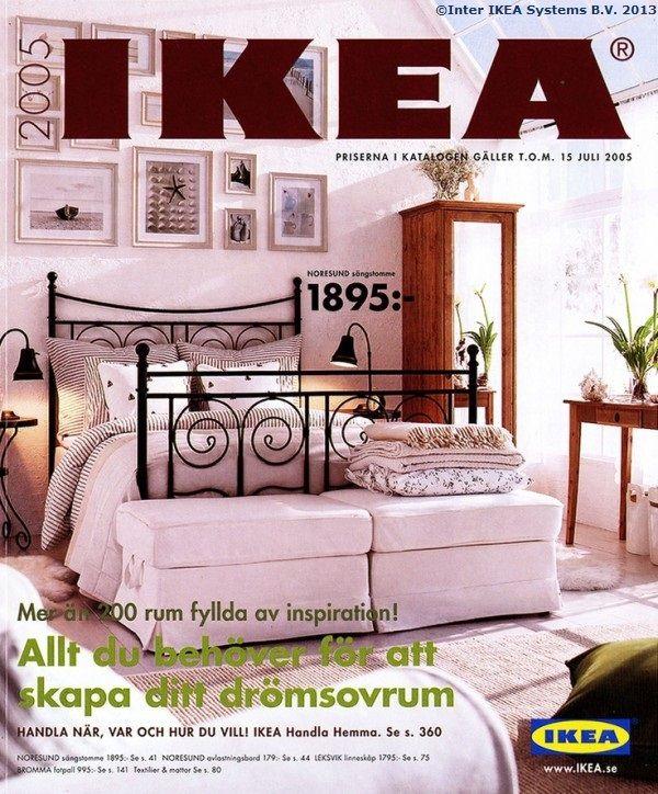 Coperta Catalogului Ikea 2005 Ikea Inspiration Rum