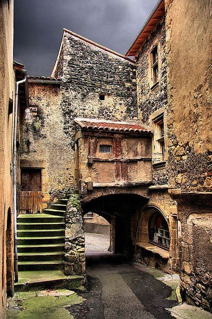 Saint-Saturnin, Puy-de-Dôme, Auvergne    If you're travelling to France soon, don't forget to grab a copy of the best French phrasebook ever https://store.talkinfrench.com/product/french-phrasebook/