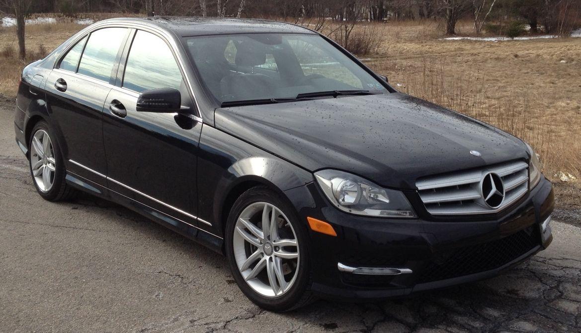 Mercedes Benz 2012 C300 2012 C300 4matic Sport Garage Kept Low