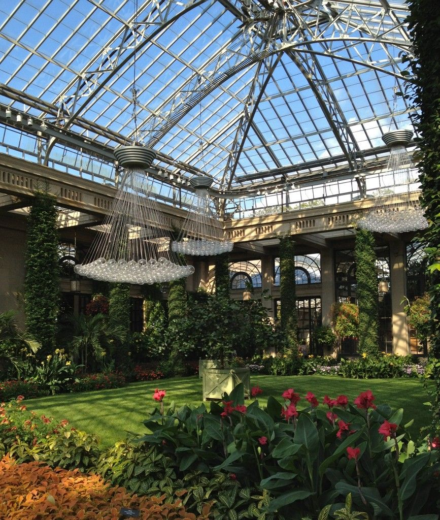Merveilleux Built By The DuPont Family In 1921, The Conservatory At Longwood Gardens PA  Is A