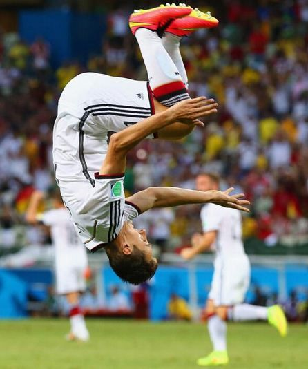Miroslav Klose Has Equaled Ronaldo S Worldcup Goalscoring Record World Cup Teams Miroslav Klose World Cup 2014
