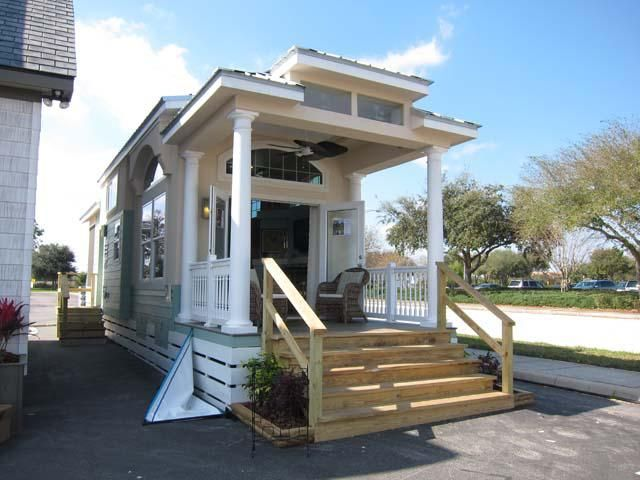 Palm Harbor Homes 397-square-foot \