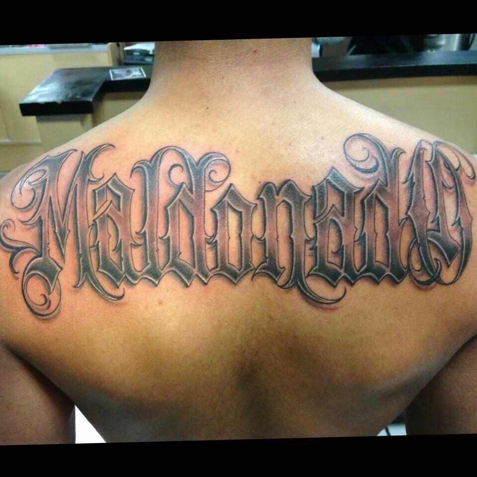 Pin de Gabriel Alejandro Pluas en tatuage Letra gotica