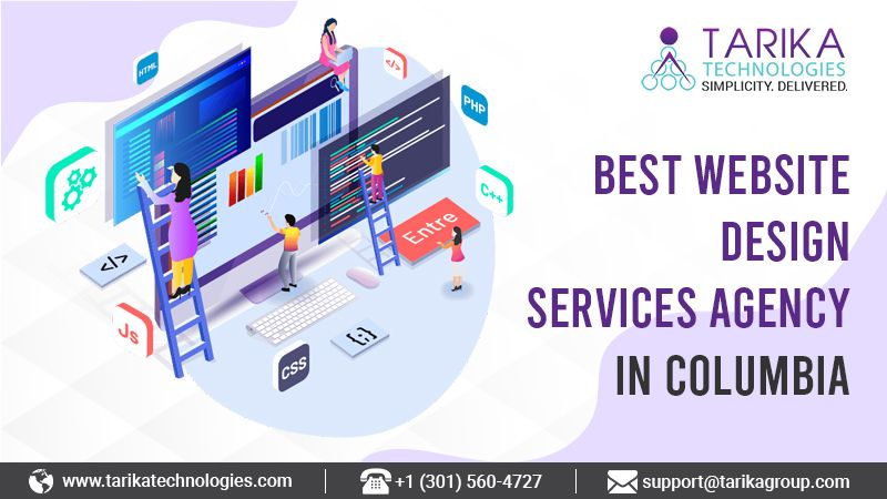 Best Website Design Services Agency In Columbia In 2020 Fun Website Design Web Design Website Design Services
