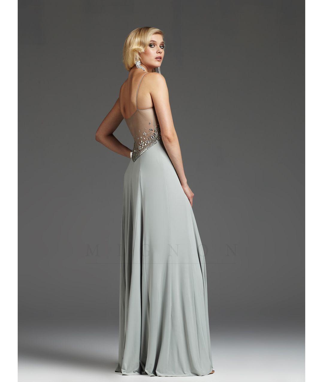 168 Stop Staring! 1930s Style Navy & Ivory Railene Dress