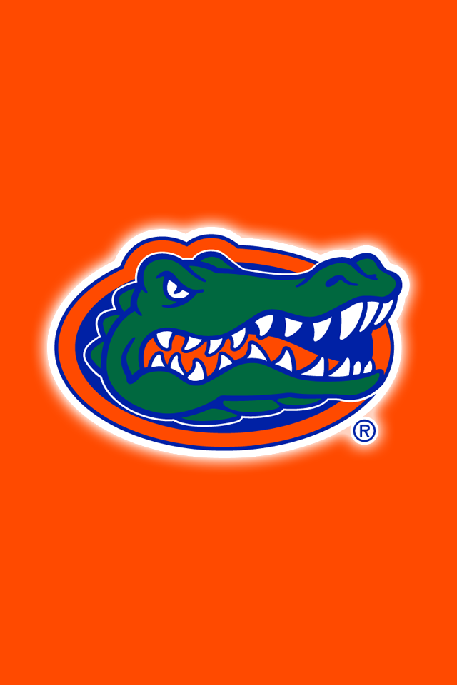 Get A Set Of 12 Officially Ncaa Licensed Florida Gators Iphone Wallpapers With Your Team S Exact Digital Colors Digital Florida Gators Gator Florida Football