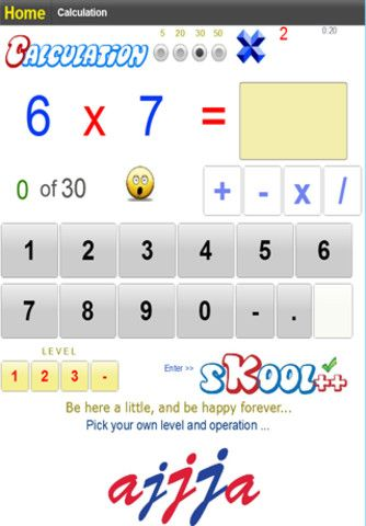 Math Doctor for Large Screen iPhone and iPad app by