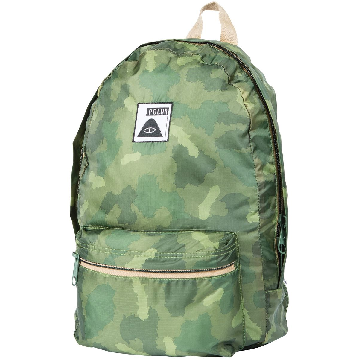 BUY NOW  Poler Stuffable Backpack   Green Camo  05dc12d7f74f1