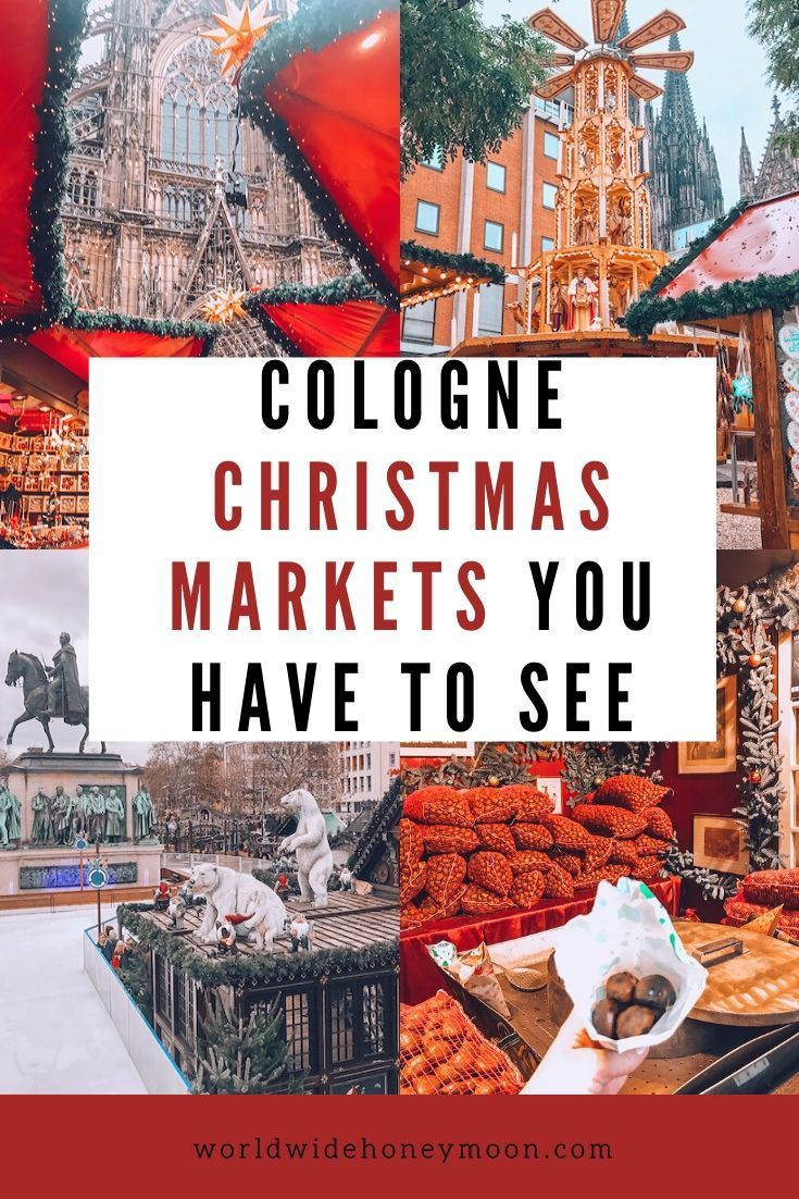 The Ultimate Christmas Markets in Cologne, Germany