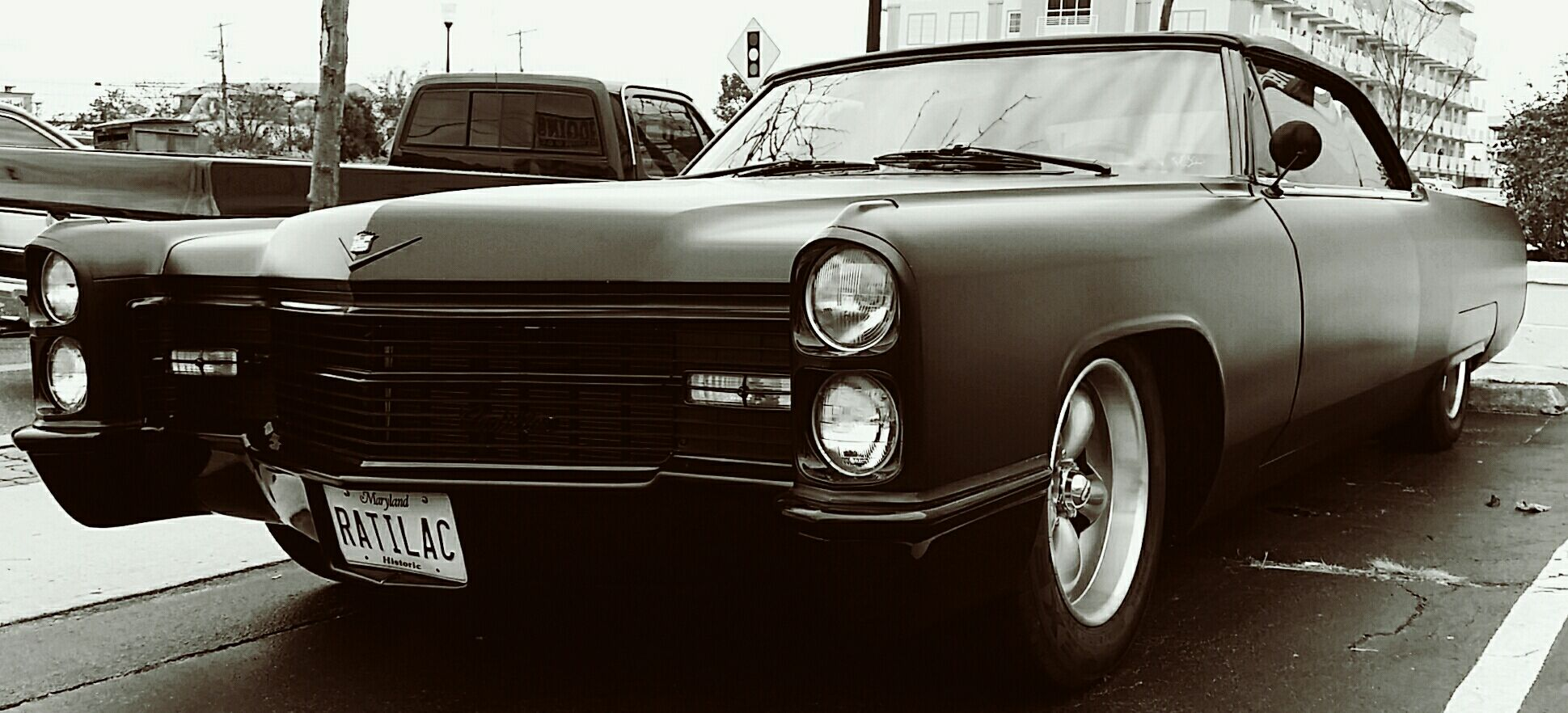 Ratilac, a classic Caddy   Classic Cars   Vintage Automobiles ...