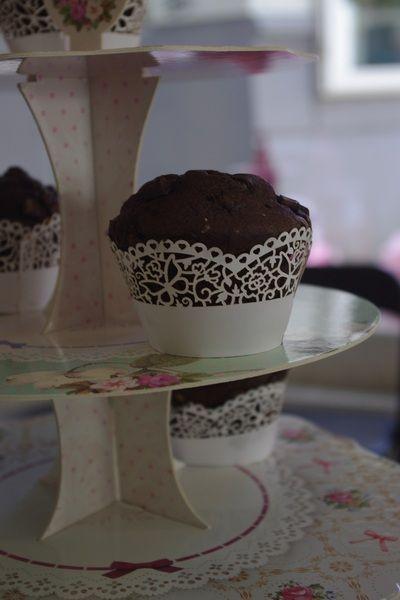 10 Cupcake Wraps von Celebration Station auf DaWanda.com