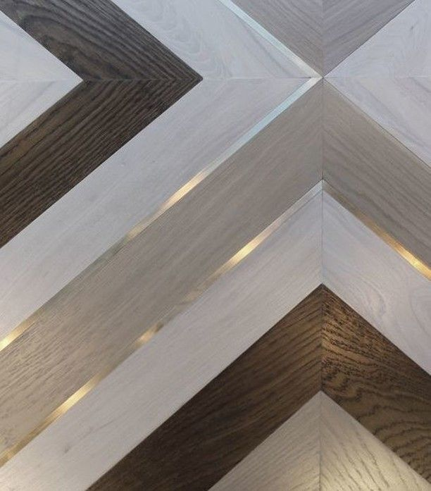 Brass Inlay Modern Luxe In 2019