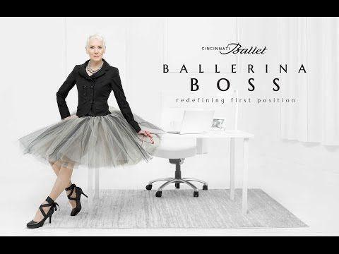 Ballerina Boss | Cincinnati Ballet