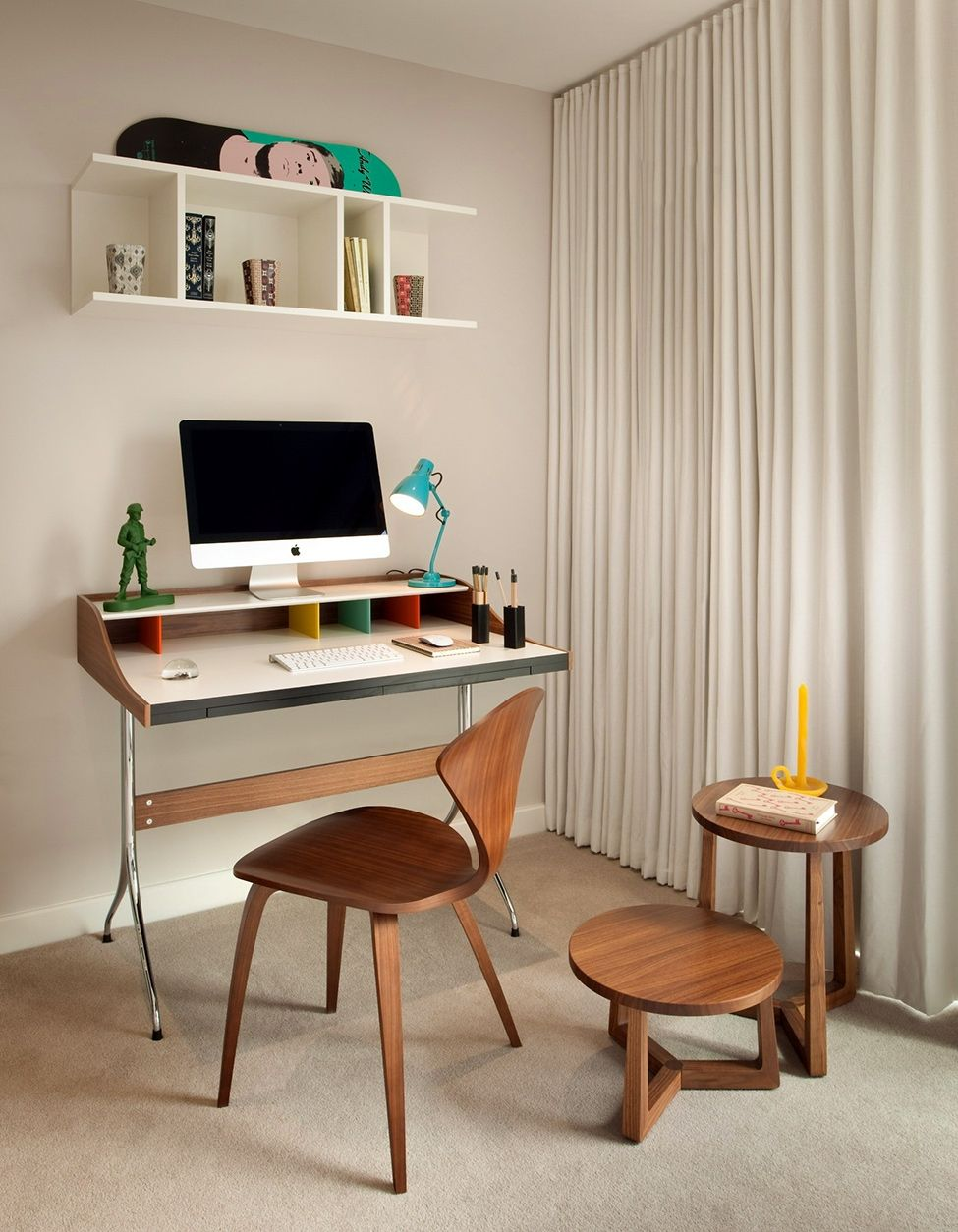 Genial Small Desk Chairs For Small Spaces