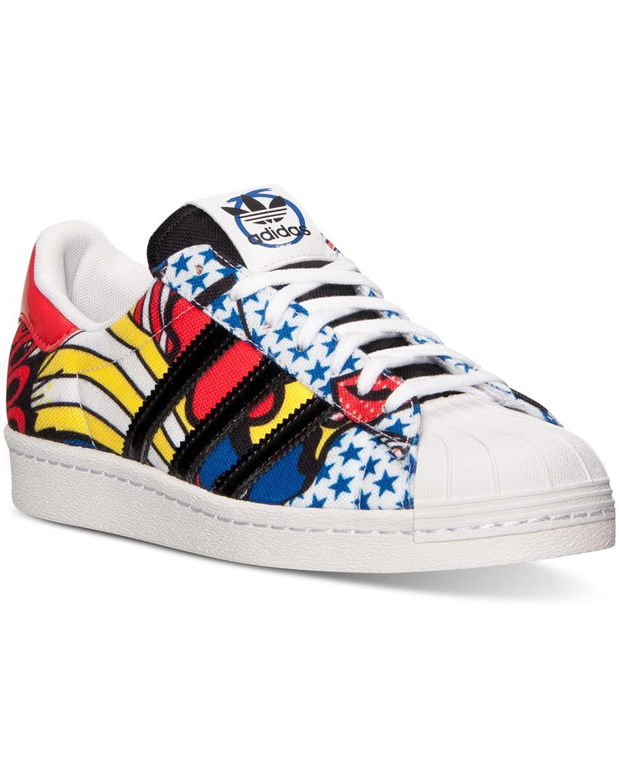 adidas Women's Superstar '80s Rita Ora Casual Sneakers from