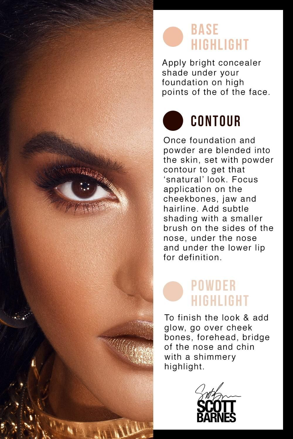 Get SNATCHED With Pro Tips From Scott Barnes – Maquillaje