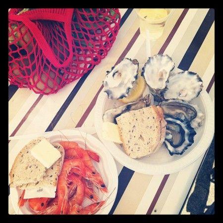 Breakfast in Bordeaux