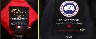 canada goose logo ebay