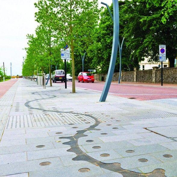 Ashford Ring Road Shared Surface