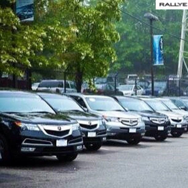 #rallyeacura Has An Amazing Variety Of Certified Vehicles
