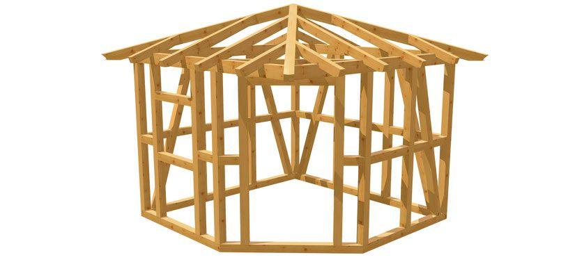 Gartenhaus günstig selber bauen Gartenhaus, Holz bauplan