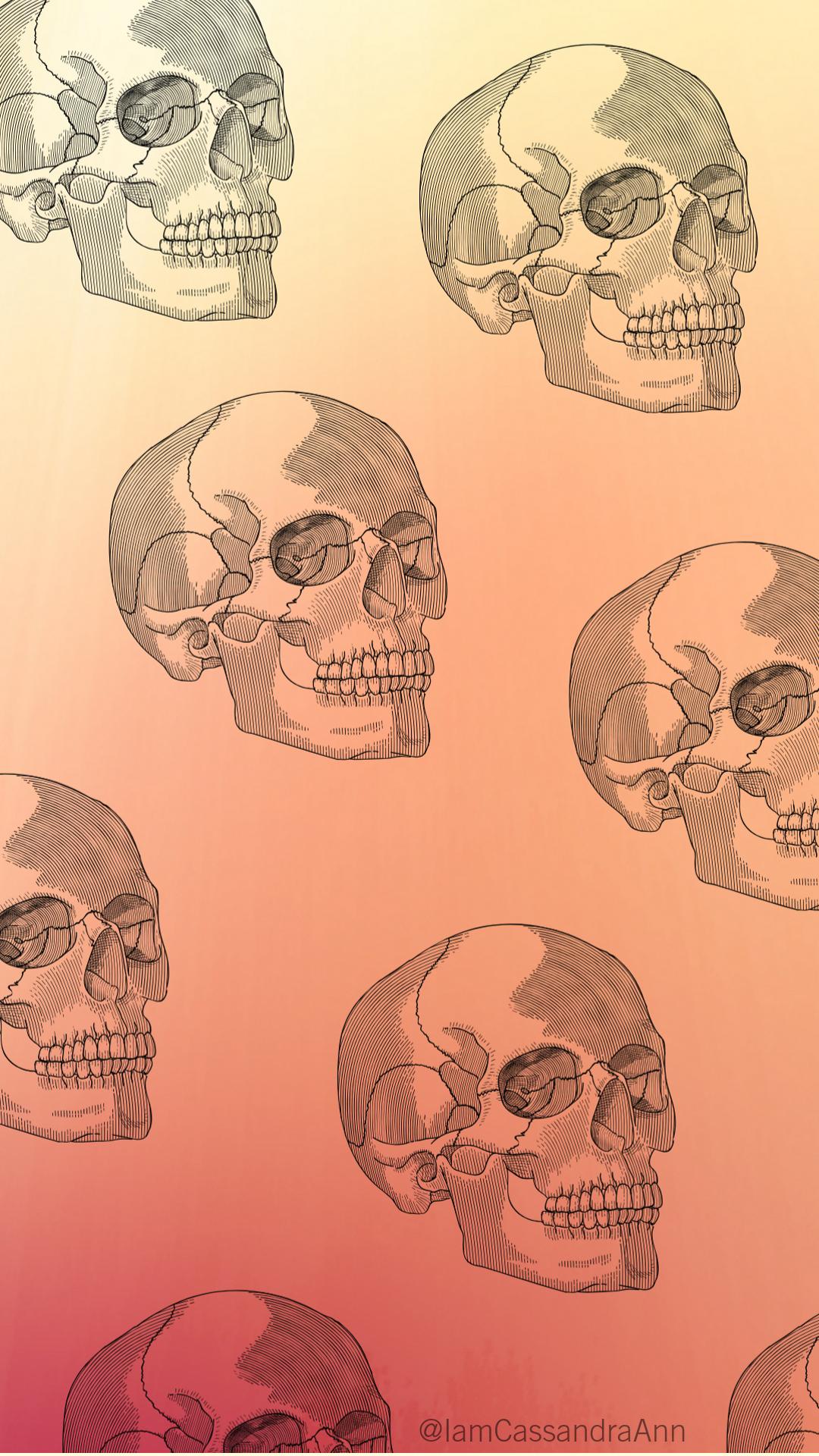 Fall October Wallpaper #octoberwallpaper Fall October Wallpaper - Fall October Wallpaper - Fall Backgrounds - October Backgrounds - Skull #Wallpaper #Background #octoberwallpaper