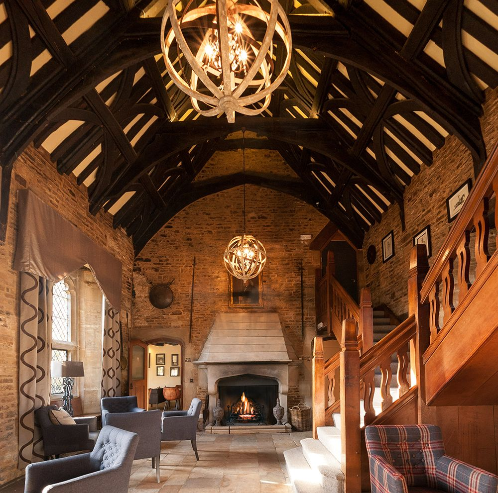 Best Romantic Hotels Scotland: Grand Hall Of The Shaven Crown