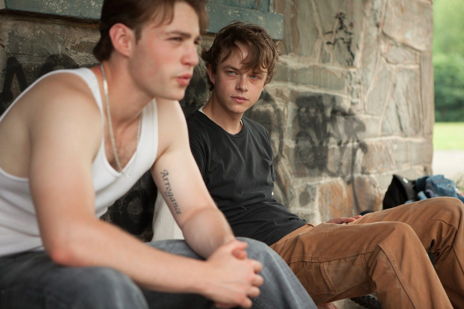 The Place Beyond the Pines - Emory Cohen, Dane DeHaan